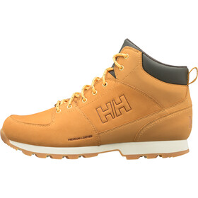 Helly Hansen Tsuga Schoenen Heren, new wheat/espresso/natura/metallic silver